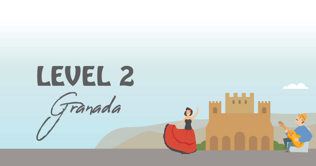 Spanish Level 2 Granada