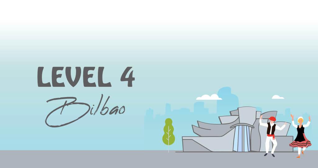 Spanish Level 4 Bilbao