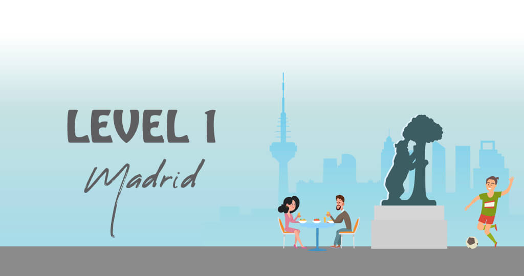 Spanish Level 1 Madrid