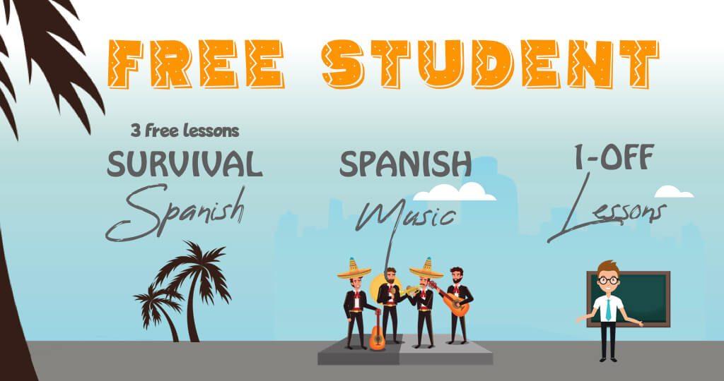 Free Spanish Student