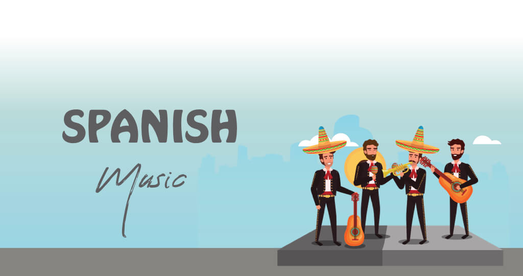 Spanish Music Videos Course
